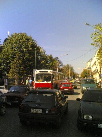 Kragujevac - Dan bez automobila - Day without cars