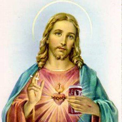 Makkal Osai karikatura - Grešni Isus Hrist