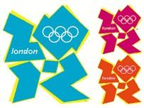 Logo olimpijskih igara u Londonu
