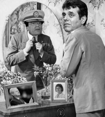 Kostunica - počinje da liči na Gadafija