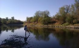 Malo pecanje, malo uživancija