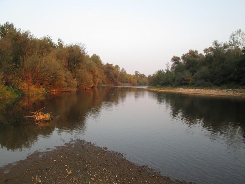 Zapadna Morava, selo Obrva, 28.9.2013.