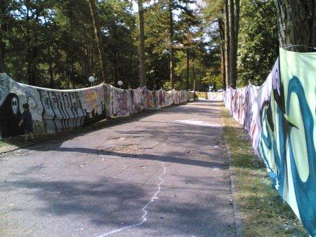 Kragujevački grafiti - rekord za Ginisa