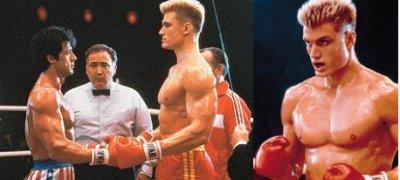 Ivan Drago vs. Rocky Balboa