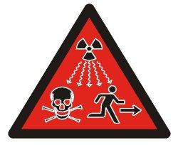 Novi simbol radioaktivnosti