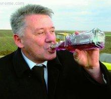 Velja Ilić pijandura