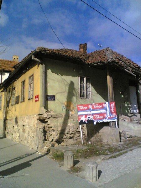 Živela Srbija na DSS-NS način